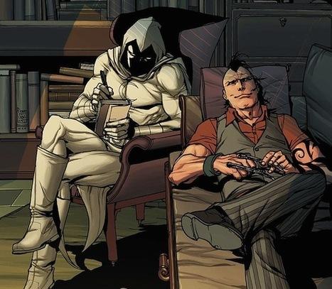 Psychologist Uses Superhero Comics to Treat His Patients   Geek Therapy   Scoop.it