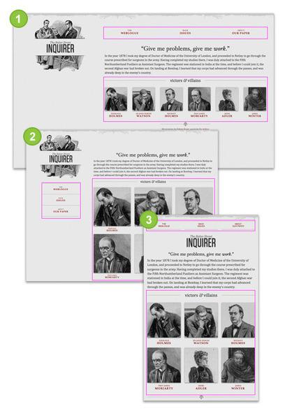 CSS3 Media Queries | css posts | Scoop.it