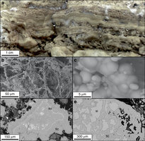 Talc-dominated seafloor deposits reveal a new class of hydrothermal system | Mineralogy, Geochemistry, Mineral Surfaces & Nanogeoscience | Scoop.it
