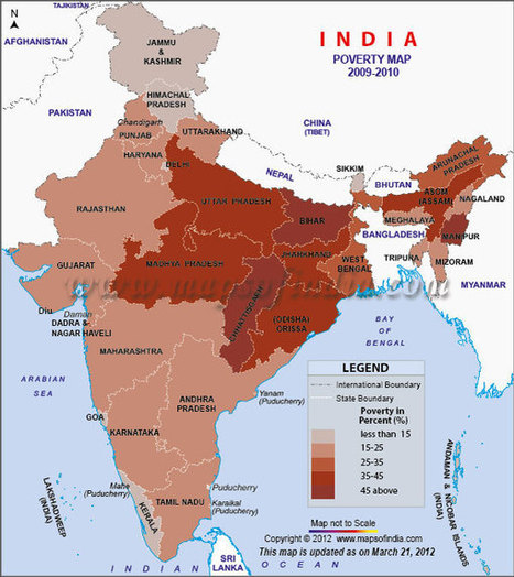 Eradication of poverty in India: Is it a Distant Dream for Us? | The White Tiger: Indian Poverty | Scoop.it