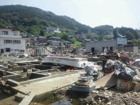 Et pendant ce temps là ... à Kesenuuma | Hotate Kajiwara | Japon : séisme, tsunami & conséquences | Scoop.it