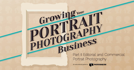 Editorial & Commercial Portrait Photographers: A New Guide On ... | Photography Class | Scoop.it