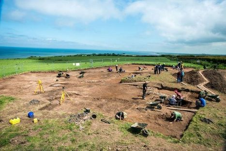 Archaeologists Excavate Roman Temple Area at Maryport | Cool Archaeological and History Stuff | Scoop.it