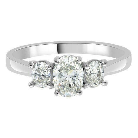 Lucy oval cut engagement ring Loyes Diamonds dublin oval diamond ring | Engagement Rings Dublin. | Scoop.it