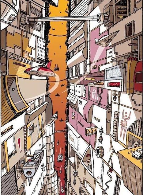 Ilustradores coruñeses mostrarán sus trabajos en una Pecha Kucha ... - El Ideal Gallego | Arte digital, ilustración | Scoop.it