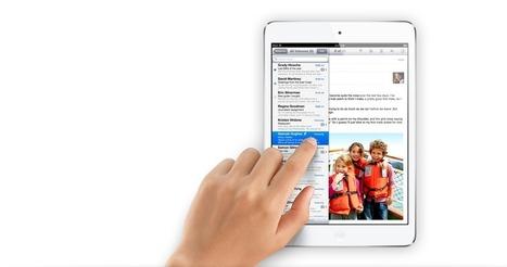 Apple - iPad mini - Every inch an iPad.   Computer-Science-Nature-Macro-Micro   Scoop.it