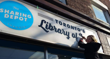 Toronto's New Library of Things Opens, Lets You Borrow All The Things | 21st Century School Libraries | Scoop.it