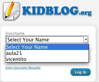 Kidblog plataforma sencilla y segura para crear y administrar blogs de aula | #REDXXI | Scoop.it