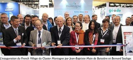 Alpitec: l'ambition chinoise pour 2022 | Lettre économique - Montagne News | Tourisme Pyrénées | Scoop.it