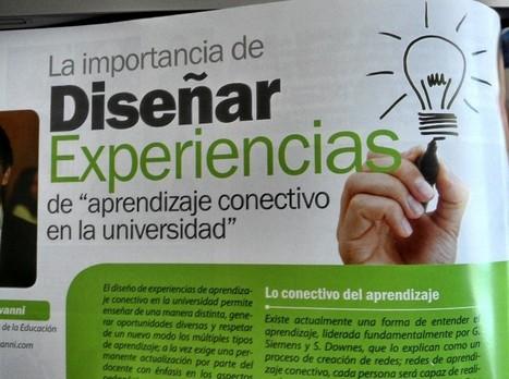 Diseñar experiencias de Aprendizaje Conectivo en la Universidad | VIRTUAL_Edutec | Scoop.it