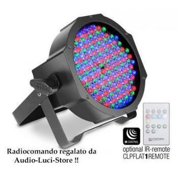 Fari a LED Multicolor con radiocomando Cameo Flat Par Can RGB 10ir.Miglior prezzo! | Catering Banqueting | Scoop.it