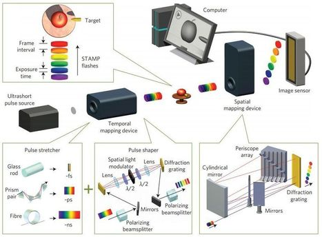 STAMP: Japanese universities develop new world's fastest camera | Amazing Science | Scoop.it