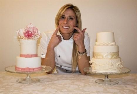 Con le mani in pasta... di zucchero! - Style.it | Decorazioni dolci | Scoop.it