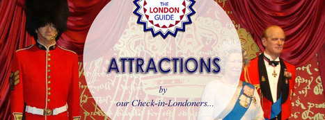 Attractions - London Guide - Check-in-London.com   London   Scoop.it