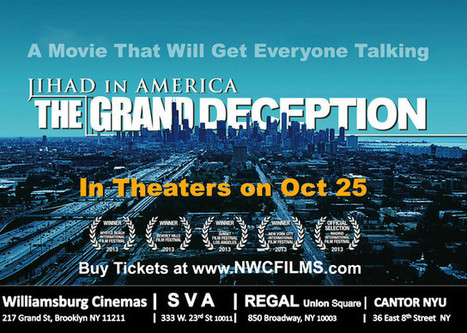 MUST SEE! Steve Emerson's 'The Grand Deception' | News You Can Use - NO PINKSLIME | Scoop.it