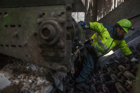 Skid in Oil Prices Pulls the Recycling Industry Down With It | Sustain Our Earth | Scoop.it