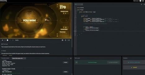 codingame, para practicar programación haciendo juegos | El Mundo del Diseño Gráfico | Scoop.it