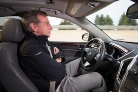 GM's Super Cruise Puts (Almost) Autonomous Cars On The Road By 2020   The Connected Car   Scoop.it