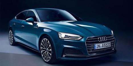 Voiture GNV : l'Audi A5 Sportback g-tron officiellement dévoilée (Gaz-mobilite.fr, 10/09/2016) | Voitures au gaz naturel (GNV) | Scoop.it