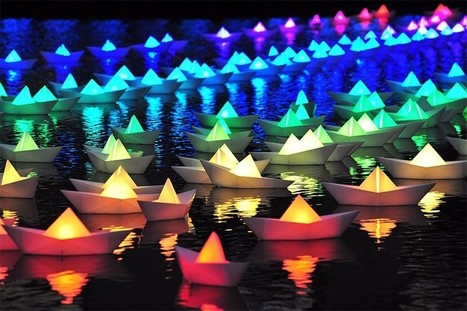 Light City Baltimore - The First Large-Scale Outdoor Light Festival in the US ! | Home Lighting 101 | Scoop.it