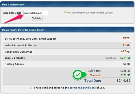 HostGator Coupons for March 2014 | Hosting Coupons 2014 | Scoop.it