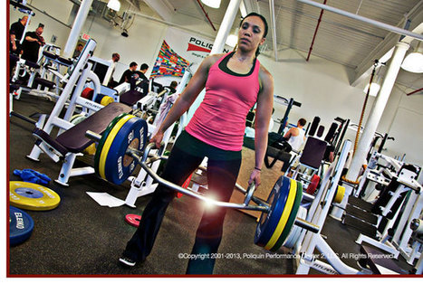 Eight Common Myths about Strength Training | Poliquin Article | Lifestyle Nutrition | Scoop.it