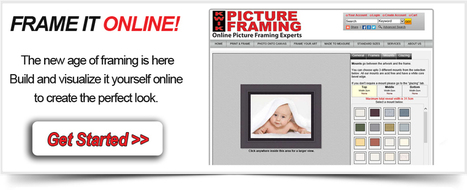 Picture Framing & Picture Frames UK | Any Size Picture Frame | Coches Baratos | Scoop.it
