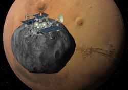 GP - Phobos-Grunt : direction Mars en novembre - CNES | Space matters | Scoop.it