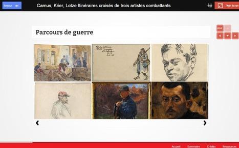 L'Argonnaute, la nouvelle bibliothèque numérique dédiée à l'Histoire du XXème siècle | Théo, Zoé, Léo et les autres... | Scoop.it