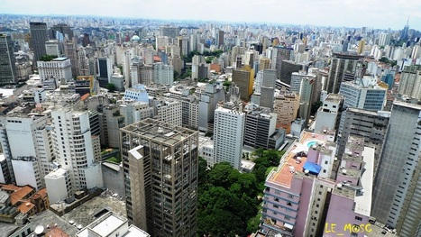 São Paulo: the City and its Protest - a global challenge for urban spaces governors | The Bright Side of Sao Paulo | Scoop.it