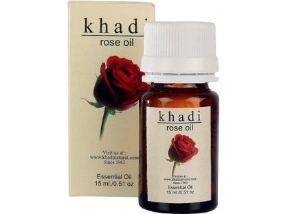 Buy Khadi Rose Essential Oil Online | Khadi Products | Scoop.it