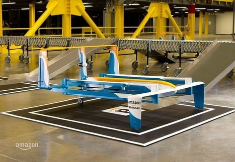 Jeremy Clarkson unveils Amazon's new delivery drone | Music | Scoop.it
