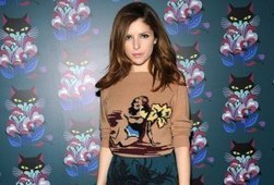 Inside Anna Kendrick's First New York Fashion Week | Vanity Fair, wear and cheer | wear and cheer | Scoop.it