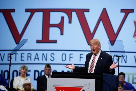 Trump promises to do more for veterans than anyone else (especially Clinton) | Archaeology, Culture, Religion and Spirituality | Scoop.it