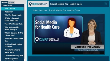 New Social Media Training Course for Health Care Providers Available Online - EIN News (press release) | Social Media and healthcare | Scoop.it