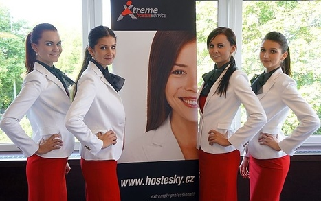 Our hostesses at trendEVENT EXPO 2014 | Event Management | Scoop.it