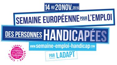 Semaine pour l'Emploi des Personnes Handicapées | Agenda Handi-cv.com | Emploi + Handicap | Scoop.it