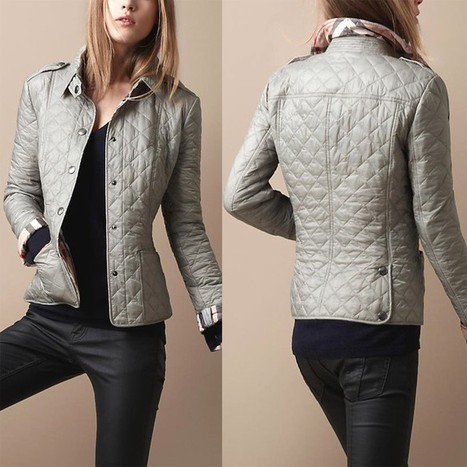 Burberry_Heritage_Quilted_Coats_Grey.jpg (JPEG Image, 700×700 pixels) - Scaled (97%)   Burberry Coats Outlet Sale,Burberry Coats For Women Sale online.   Scoop.it