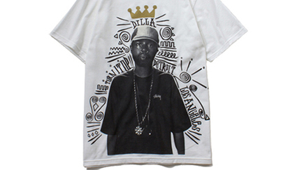 T-shirts Stussy x J Dilla | Rap , RNB , culture urbaine et buzz | Scoop.it