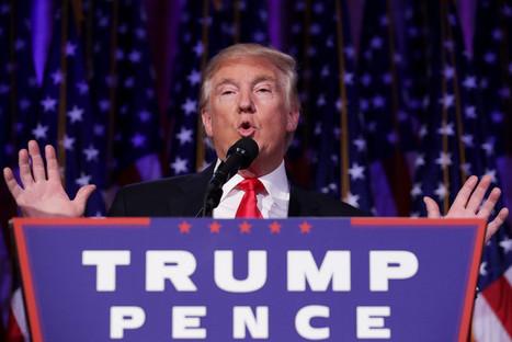 Donald Trump, une victoire pour le charbon et les climato-sceptiques   Géopolitique des Amériques   Scoop.it