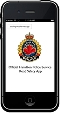 Traffic reports to police? There's an app for that - Hamilton Spectator | QR Code Business Card | Scoop.it