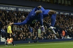 Romelu Lukaku's acrobatics | The cross field pass | Scoop.it