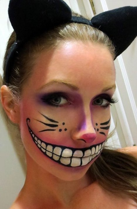 Creative and Colorful Halloween Makeup | Incredible Snaps | incredible snaps | Scoop.it