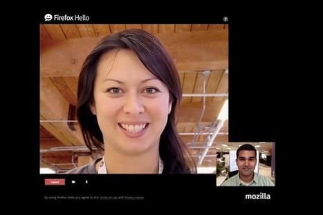 Firefox 35 intègre désormais un chat vidéo et plus de réseaux sociaux | Geeks | Scoop.it