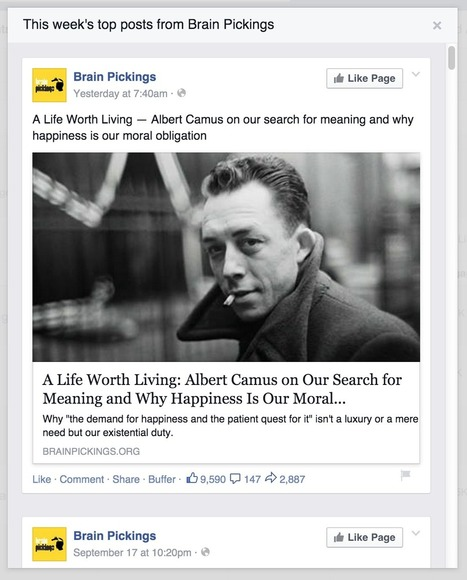 How to Create and Manage the Perfect Facebook Page for Your Business | Content Marketing & Content Strategy | Scoop.it