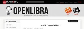 Open Libra - Biblioteca digital libre ~ Docente 2punto0 | EduHerramientas 2.0 | Scoop.it