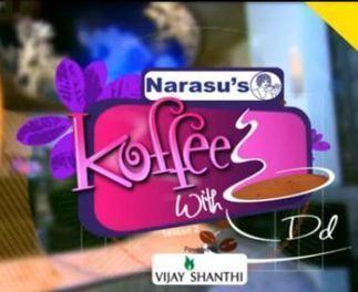 Vijay TV's Watch Koffee with DD Season 2, powered by Vijayshanthibuilders   Latest News Today   Scoop.it