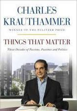 Book Review - Things That Matter - Charles Krauthammer | Get the Latest Reviews on Non Fiction Books Today | Scoop.it