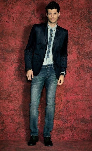 Guess Fall 2013 Men's Lookbook: Rocker and Casual Style ~ Men Chic- Men's Fashion and Lifestyle Online Magazine | Men's Fashion Trends | Scoop.it