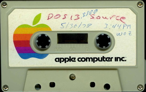 Le code source de l'Apple II rendu public 35 ans après sa sortie   Le Web de Max   Scoop.it